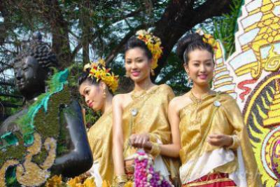 Festivals in Chiang Rai Thailand