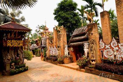 OubKham Museum in Chiang Rai