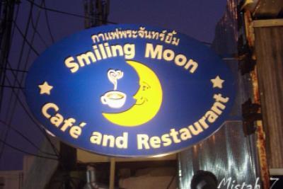 Smiling Moon Restaurant in Chiang Rai