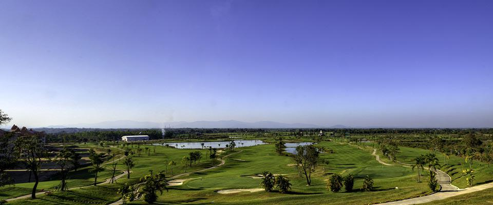 Happy City Golf Chiang Rai