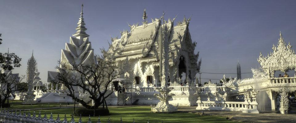 White Temple or Wat Rong Khun