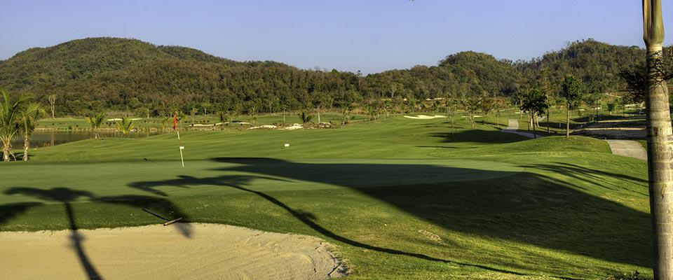 Golf Happy City Chiang Rai
