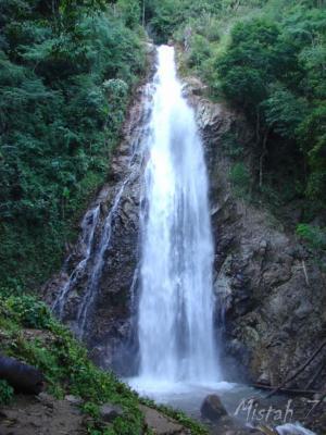 Khun Korn Waterfall Chiang Rai